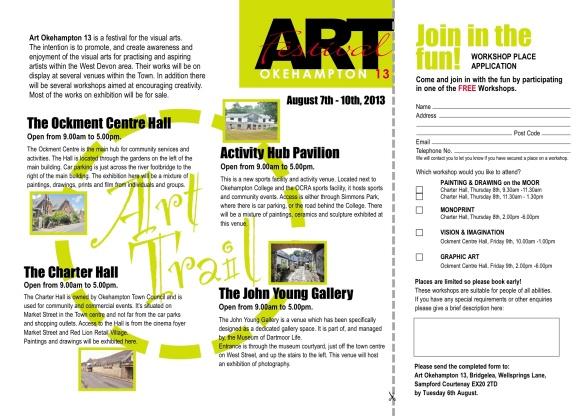 AO13 leaflet 2