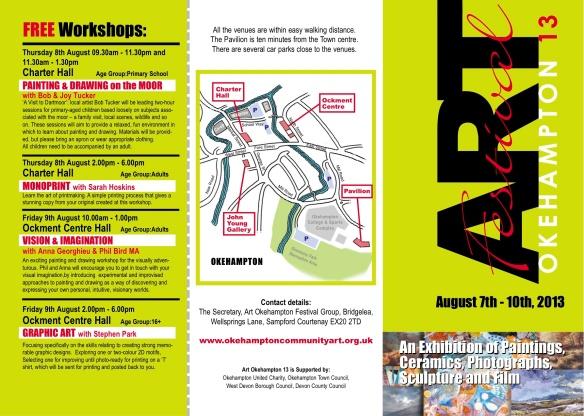 AO13 leaflet