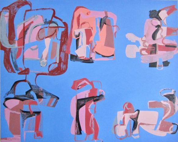 80 x 100 cm Sarah Hoskins